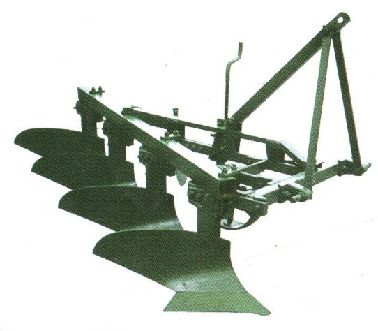 1L-435重型悬挂四铧犁